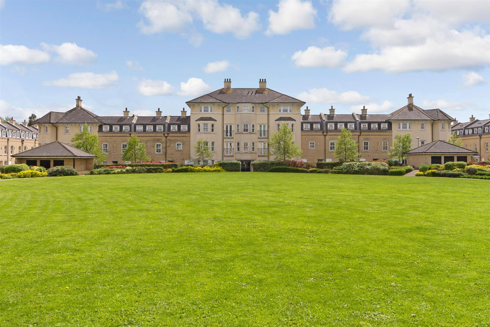 St. Matthews Gardens, Cambridge